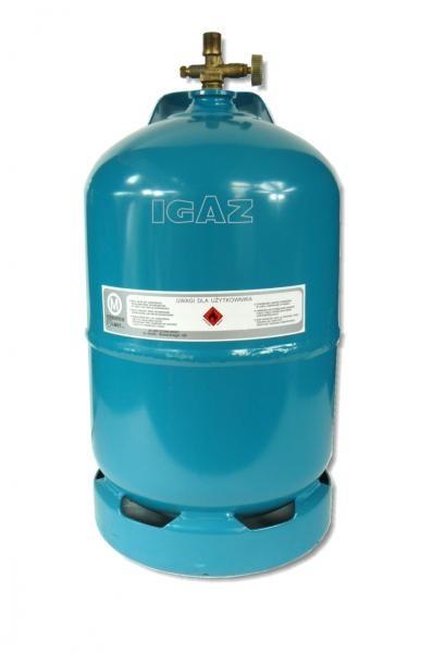 Chłodny Butla gazowa PB 5 kg - sklep :: Igaz.pl YX44